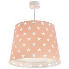Stars Lampada Da Soffitto Rosa