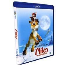 Brd Niko - Una Renna Per Amico (brd+dvd)