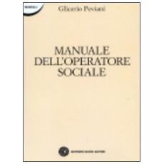 Manuale dell'operatore sociale