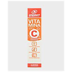 Vitamina c 1000 mg 20 compresse effervescenti neutro