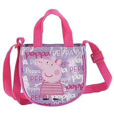 Peppa stripes borsa 2 manici k87581 li