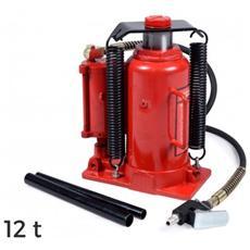 St3054 Cric Idraulico A Bottiglia Manuale E Ad Aria Compressa Fino A 12 T