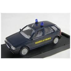 T08 Fiat Tipo Guardia Di Finanza Modellino