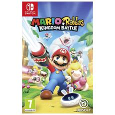 Switch - Mario + Rabbids Kingdom Battle