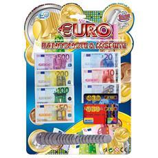 Banconote E Monete Euro - Blister 20 Pz