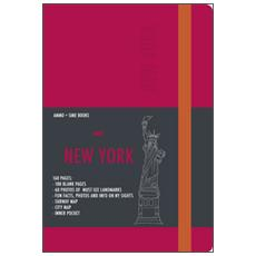 New York visual notebook. Coral reef