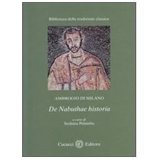 Ambrogio di Milano de Naduthae historia