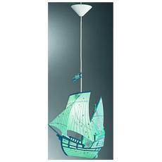 Illuminazione 3144 - SospensioneVeliero Peter Pan