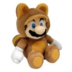 Peluche Super Mario Tanooki 21 cm PLH0057