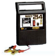 Caricabatterie per auto e moto tensione 6-12 V 50 Watt