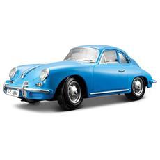 DieCast 1:18 Auto Porsche 356B Cabrio 1961 2col. (Sogg. cas.) (7/2014) 12025
