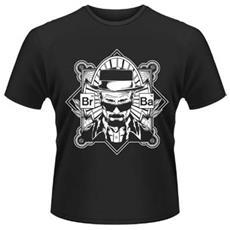 Breaking Bad - Heisenberg Card (T-Shirt Unisex Tg. 2XL)