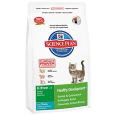 Alimento Per Gatto Science Plan Kitten Healthy Development Tuna 2kg