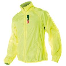 Giacca Wind X-light L Giallo
