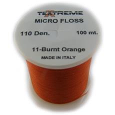 Filo Microfloss Unica Arancio