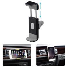 Supporto Auto Universale Smartphone Per Bocchette Aria Wimitech