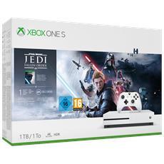 MICROSOFT - Xbox One S - Star Wars: Jedi Fallen Order Bundle