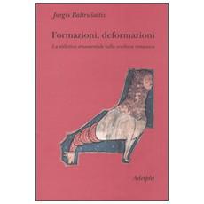 Formazioni, deformazioni. La stilistica ornamentale nella scultura romanica