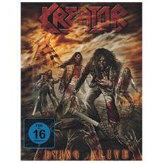 Dvd Kreator - Dying Alive (+2cd)