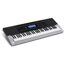 CTK-4400 Tastiera 61 tasti con risposta al tocco stile piano Colore Silver / Nero