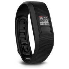 VivoFit 3 Standard Fitness Band Contapassi e Calorie Bruciate colore Nero