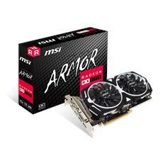 MSI - Radeon RX 570 4 GB GDDR5 PCI Express / DL-DVI-D /...
