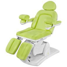 Poltrona Elettrica Per Pedicure Nice Verde Chiaro