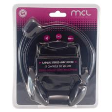 CSQ-M / NZ Stereofonico Padiglione auricolare Nero cuffia e auricolare