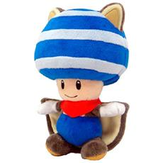 Peluche Toad Blu Scoiattolo 20 cm PLH0064