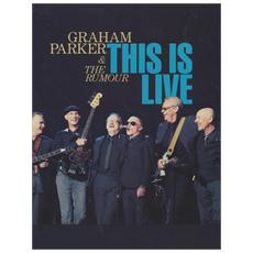 Dvd Parker & The Rumour - This Is Live