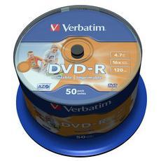 43533 Spindle 50 Dvd-r 16x 4.7gb Pr