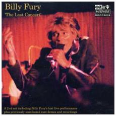 Billy Fury - The Last Concert (2 Cd)