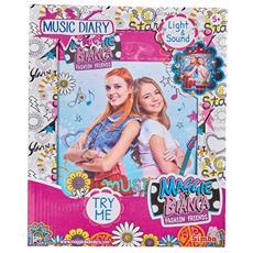 Maggie E Bianca - Fashion Friends - Diario Musicale Con Luci E Suoni