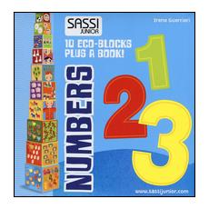 My first numbers. Eco-blocks. Ediz. a colori. Con gadget