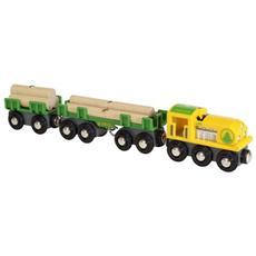 Lumber Train, Ragazzo, Nero, Verde, Giallo