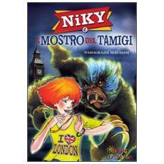 Niky e il mostro del Tamigi