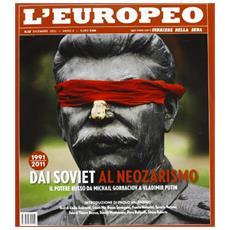 L'europeo (2011) . Vol. 12: Dai Soviet al neozarismo.