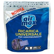 Ricarica sali per assorbiumidita' universale confezione da 1 pz lavanda