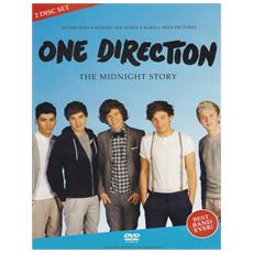 Dvd One Direction - The Midnight Story