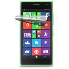 Pellicola 2pz Clearglass Lumia 735