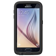 Cover Fre Waterproof Impermeabile Antiurto per Galaxy S6 - Nero