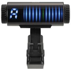 Accordatore Cromatico Clip-On per Chitarra e Basso Sledgehammer Pro