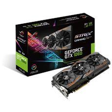 GeForce GTX 1060 6 GB GDDR5 Pci-E DisplayPort x 3 / HDMI / DL-DVI-D STRIX OC Gaming