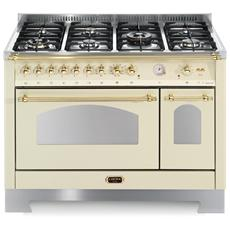 Lofra cucina elettrica rbid126mft e 2aeo fuochi a gas forno elettrico ventilato dimensione - Eprice cucine a gas ...
