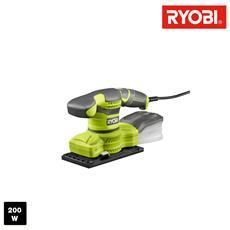 Sander Ryobi 200w 1/3 Foglio Rss200g
