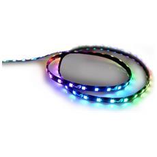 Kit di Illuminazione per Case PC 60 cm Colore Nero