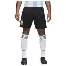 Afa Home Short Da Calcio Argentina Uomo Taglia S