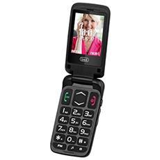 Telefono Cellulare Per Anziani Trevi Flex 50 Gs Nero