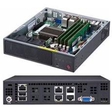 SuperServer E200-9A Intel SoC BGA 1310 1U Nero