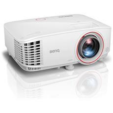 TH671ST Proiettore desktop 3000ANSI lumen DLP 1080p (1920x1080) Bianco videoproiettore